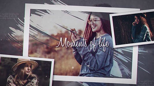 Thumbnail for Moments of Life