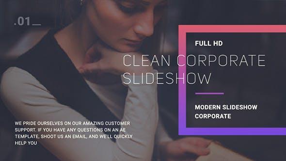 Thumbnail for Minimal Corporate Presentation