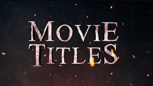 Thumbnail for Movie Titles