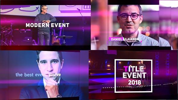 Thumbnail for Modern Event