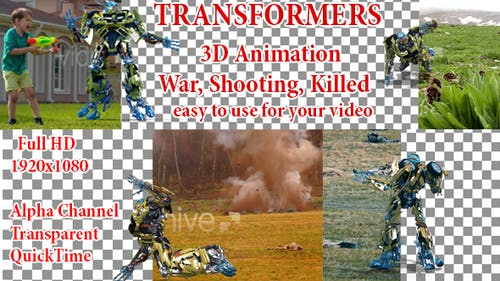 Kill Transformatoren