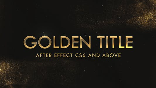 Thumbnail for Golden & Silver Titles