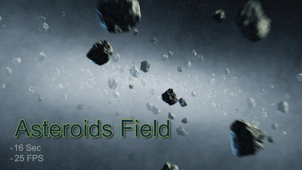 Thumbnail for Asteroids Field