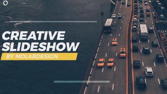 Thumbnail for Diaporama créatif