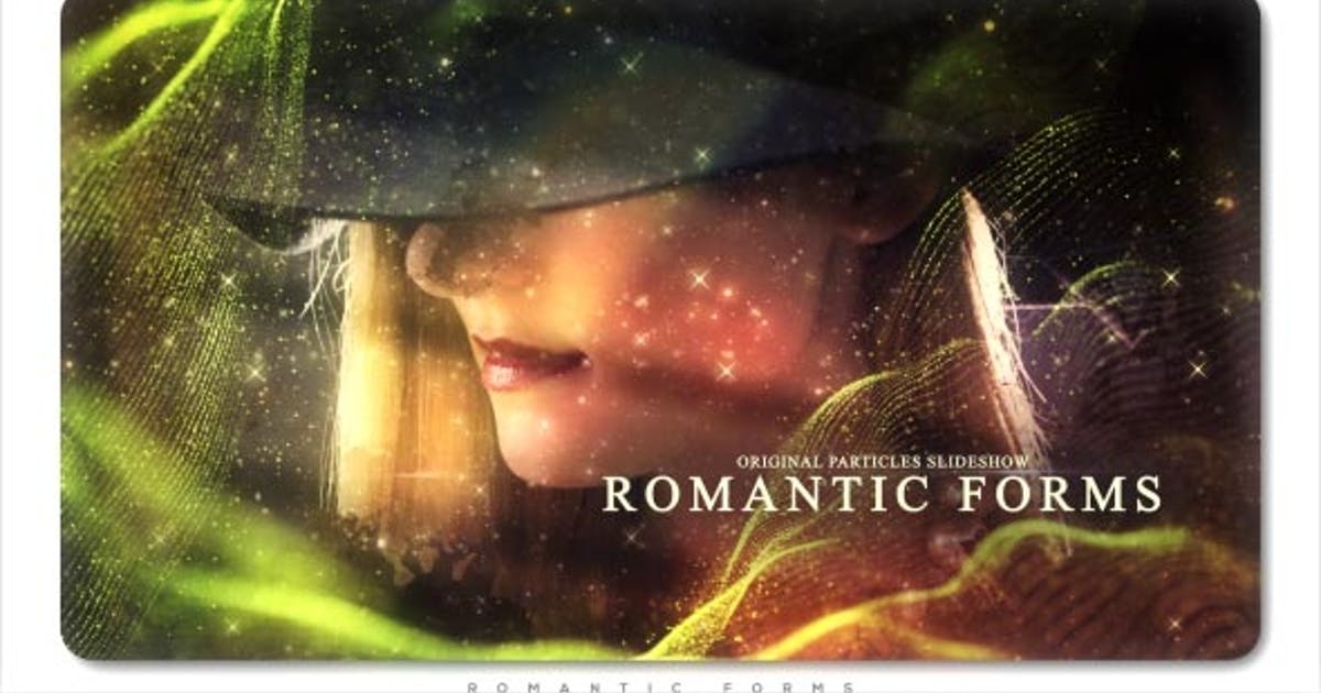 Download Romantic Forms Particles Slideshow by TranSMaxX