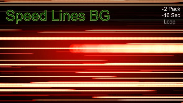 Thumbnail for Speed Lines BG 02