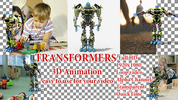 Thumbnail for Transformers