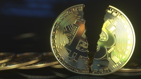 Thumbnail for Cracked Bitcoin Token