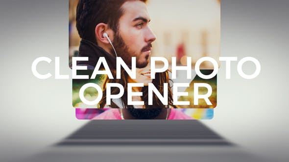 Thumbnail for Clean Photo Logo Opener