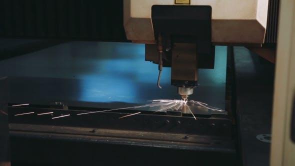 Thumbnail for Cnc Laser Cutting of Sheet Metal