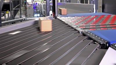Parcel on Belt Conveyors