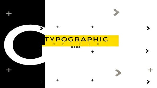 Thumbnail for Typographic Opener