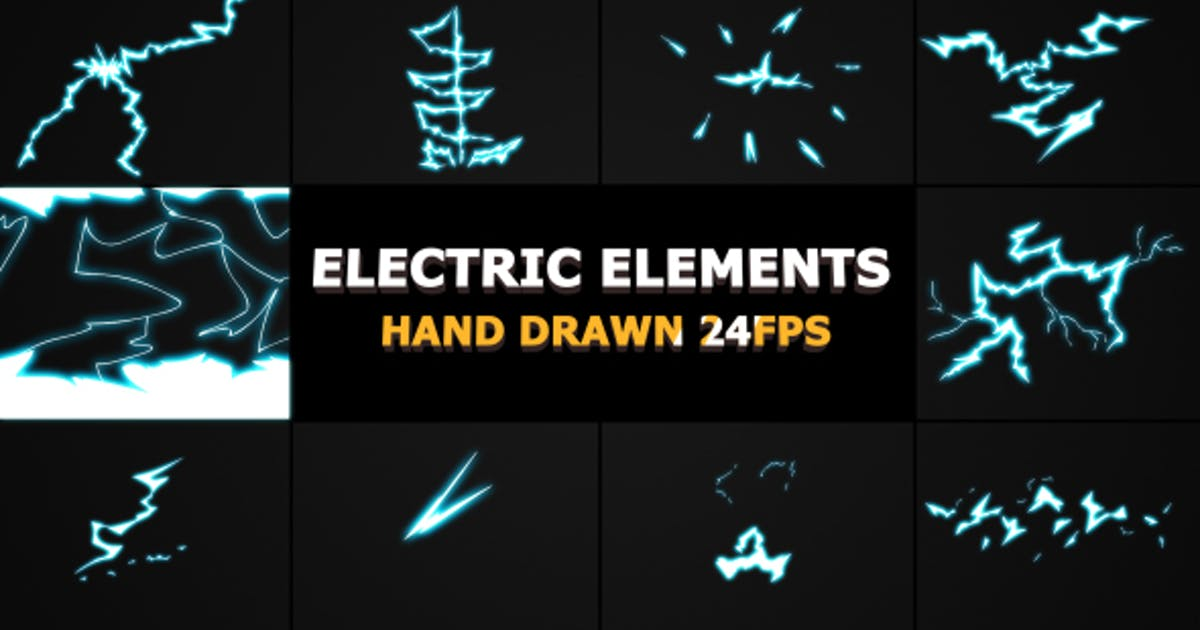 Download ELECTRIC Elements And Transitions by FlashFXbox