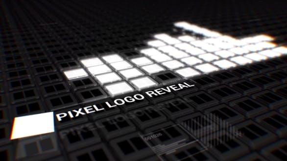 Thumbnail for Pixel Logo