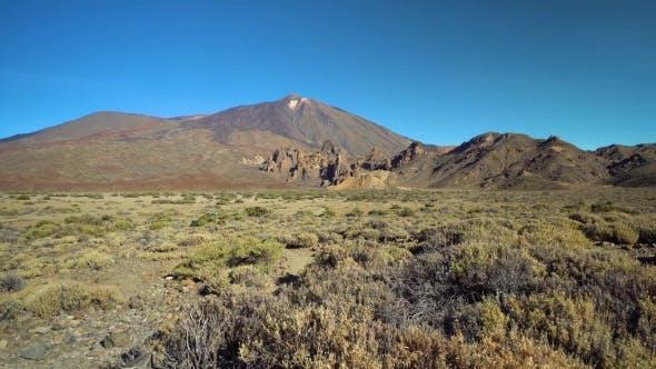Thumbnail for Mountains of Teide Vulcano Area
