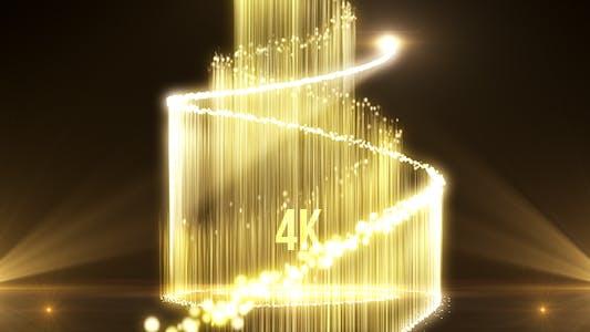 Thumbnail for Golden Particles Award