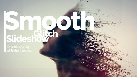 Thumbnail for Smooth Glitch Slideshow