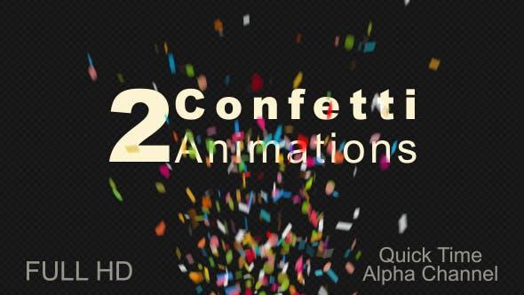 Thumbnail for Colorful Confetti