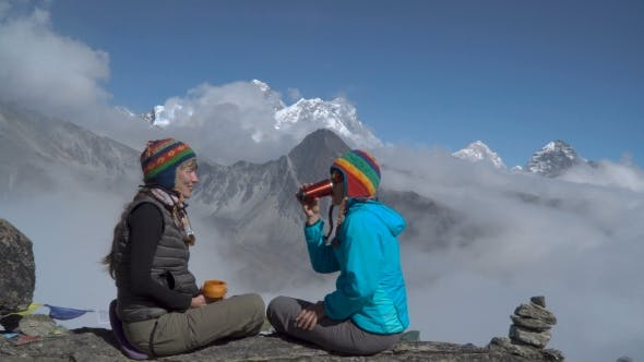 Thumbnail for Girls in the Himalayas