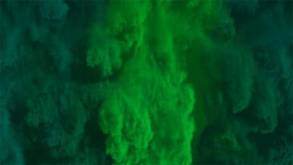 Thumbnail for Mixed Green Smoke Transitions