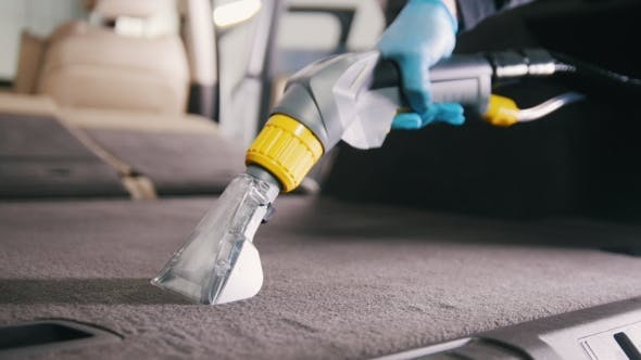 Thumbnail for Workshop - Cleaning of Vehicle Wardrobe with Vacuum Cleaner