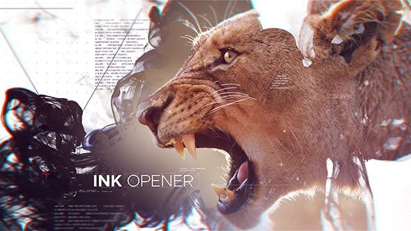 Thumbnail for Ink Opener | After Effects Template