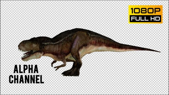 Thumbnail for T-REX 2 Realistic Pack 5