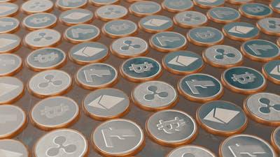 Blockchain Cryptocurrency Loop