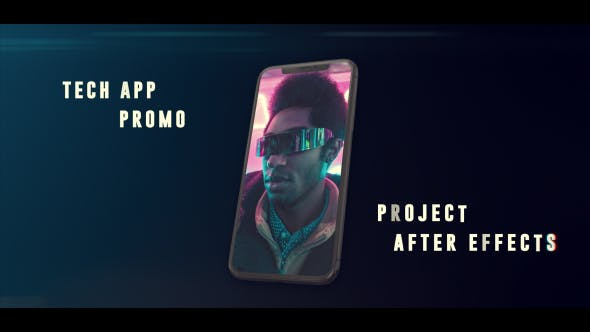 Thumbnail for Tech App Promo