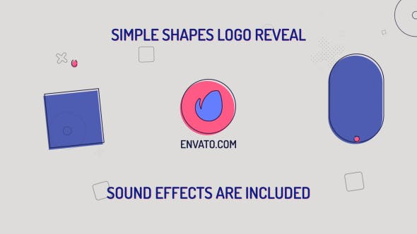 Thumbnail for Simple Shapes Logo