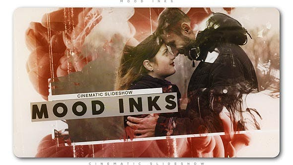 Thumbnail for Mood Inks Cinematic Slideshow