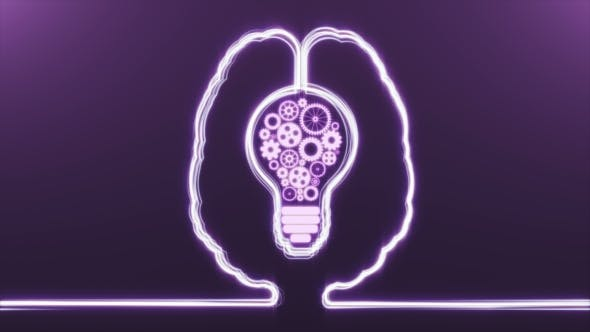 Thumbnail for Brain with Bulb Gears