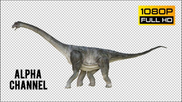 Thumbnail for Brachiosaurus 2 Realistic