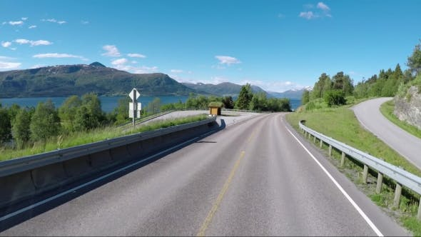 Thumbnail for Car Driving on the Autobahn