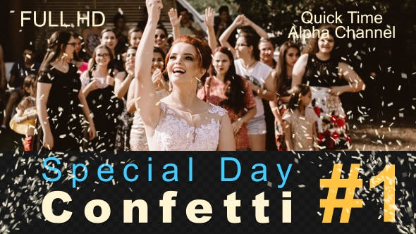 Cover Image for Confetti Special Day 1