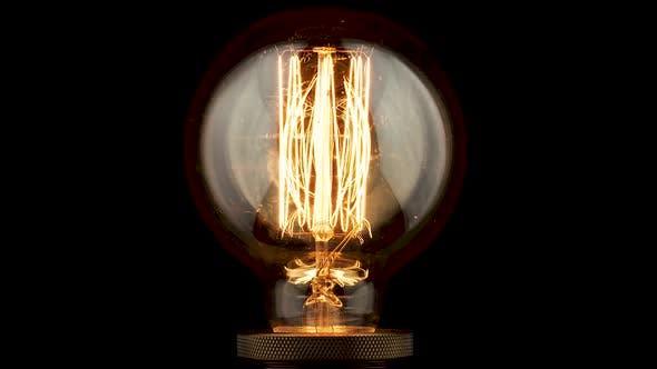 Thumbnail for Vintage Light Bulb
