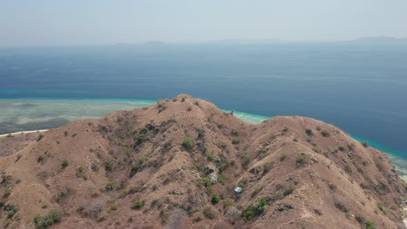Drone Over Kanawa Island