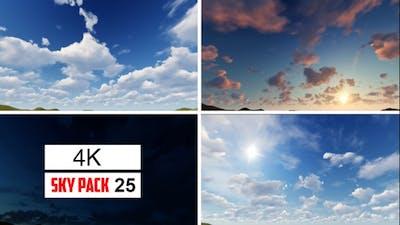 Sky Pack 25 - 4K