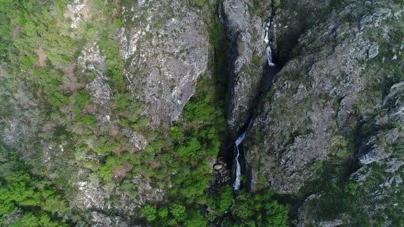 Thumbnail for Beautiful Portugal Waterfall