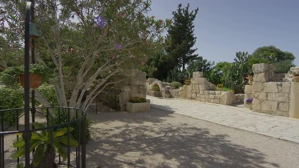 Thumbnail for Garden on Mount Tabor