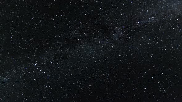 Thumbnail for Night Sky with Stars and Milky Way
