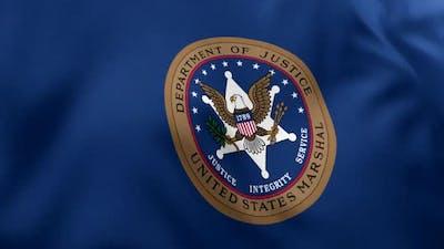 United States Marshals Service Flag
