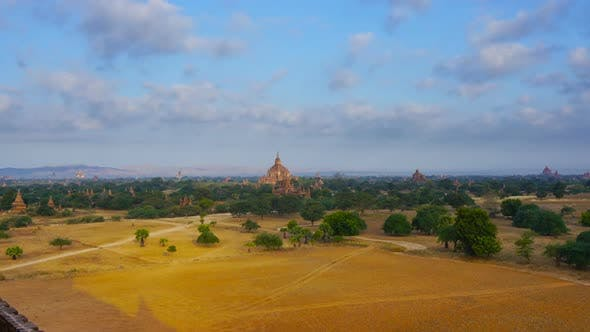 Thumbnail for Temples in Bagan Myanmar