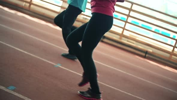 Thumbnail for Running Competition
