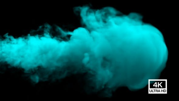 Aqua Smoke Streaming