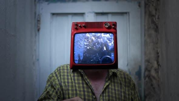 Thumbnail for Scuba Diver TV Man.