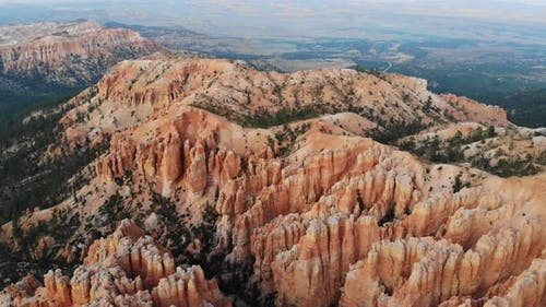 The Bryce Canyon National Park Utah United States