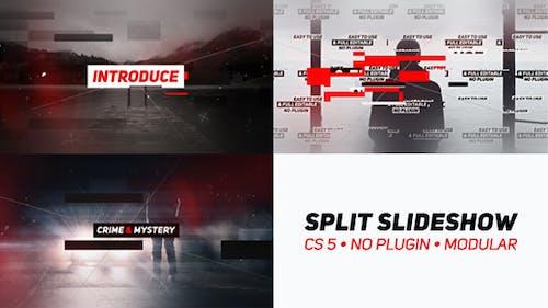 Split Slideshow