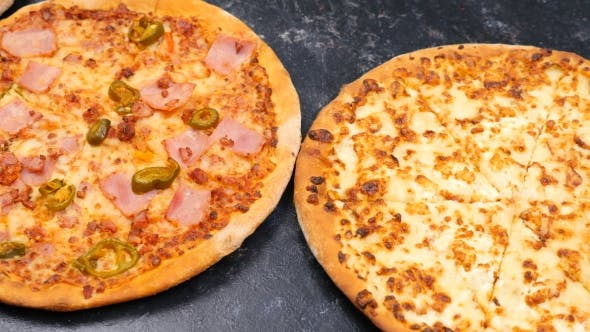 Thumbnail for Three Different Type of Pizza