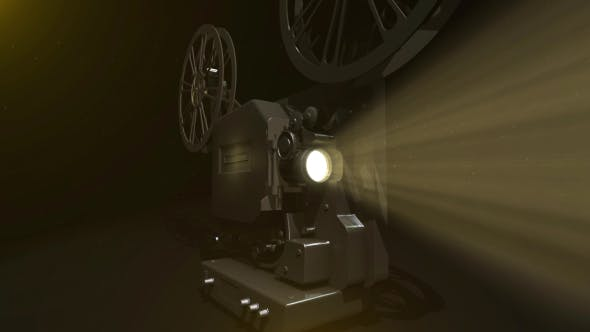 Thumbnail for 8mm Vintage Film Projector Pack (Pack of 6)